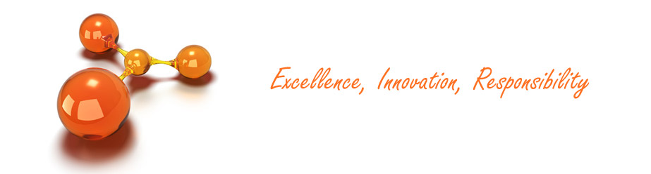 Excellence, Innovation, Responsibility